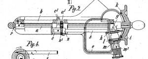 Patente del Jupiter 1 fechada en 1906