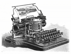 Una versión del modelo Nº 2 de la firma estadounidense Hammond