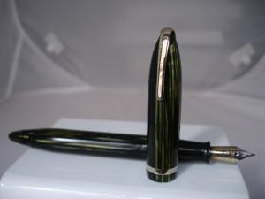 Modelo especial realizado para las Fuerzas Armadas. Sheaffer Balance Feather touch Military Clip