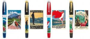 Serie centrada en la magia de Saint-Moritz. Fuente: www.nibs.com