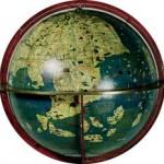 Detalle de la esfera de Behaim