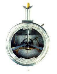 Instántanea del tonómetro de Donders. Fuente: www.laboratoriosthea.com