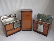 Electrodomésticos de cocina de la casa juguetera