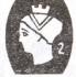 Busto de mujer de un contraste italiano de 900 milésimas