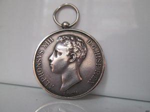 JURA CONSTITUCIÓN. REY ALFONSO XIII. PLATA LEY. 1902. BARTOLOMÉ MAURA